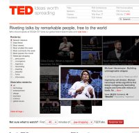 ted.com screenshot