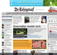 telegraaf.nl screenshot