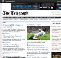 telegraph.co.uk screenshot