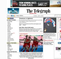 telegraphindia.com screenshot