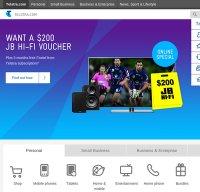 telstra.com.au screenshot