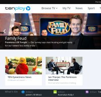tenplay.com.au screenshot