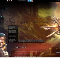 tera-europe.com screenshot