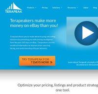 terapeak.com screenshot