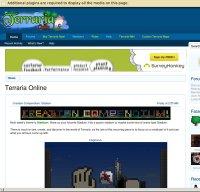 terrariaonline.com screenshot