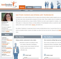 textbroker.com screenshot