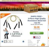 thatdailydeal.com screenshot