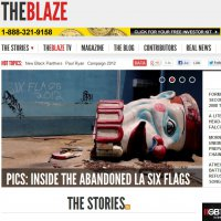 theblaze.com screenshot