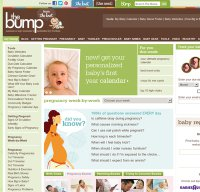 thebump.com screenshot