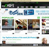 thechive.com screenshot