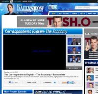 thedailyshow.com screenshot