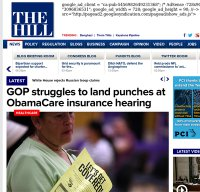 thehill.com screenshot