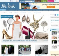 theknot.com screenshot