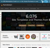 themeforest.net screenshot