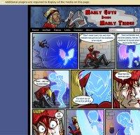 thepunchlineismachismo.com screenshot