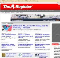 theregister.co.uk screenshot