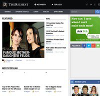 therichest.com screenshot