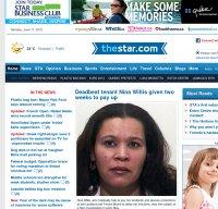 thestar.com screenshot