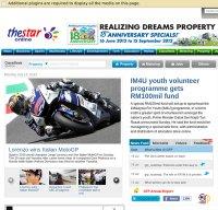 thestar.com.my screenshot