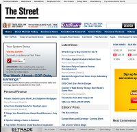 thestreet.com screenshot