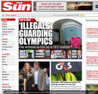 thesun.co.uk screenshot