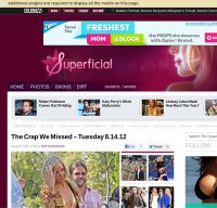 thesuperficial.com screenshot