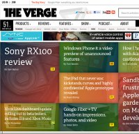 theverge.com screenshot