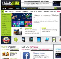 thinkdigit.com screenshot
