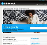 thinkstockphotos.com screenshot