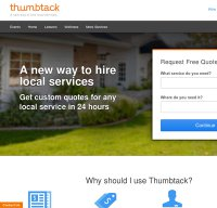 thumbtack.com screenshot