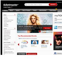 ticketmaster.com screenshot