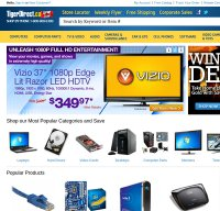 tigerdirect.ca screenshot