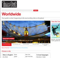 timeout.com screenshot