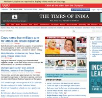 timesofindia.com screenshot