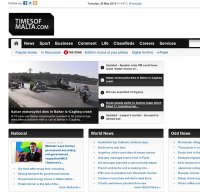 timesofmalta.com screenshot