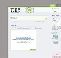 tiny.cc screenshot