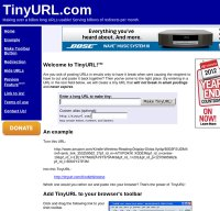 tinyurl.com screenshot