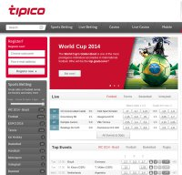 tipico.com screenshot