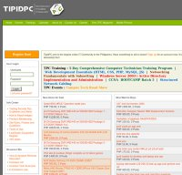 tipidpc.com screenshot