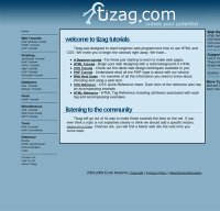tizag.com screenshot