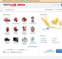 tokobagus.com screenshot