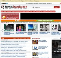 tomshw.it screenshot