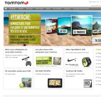 tomtom.com screenshot