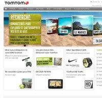 tomtom.com screenshot
