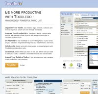 toodledo.com screenshot