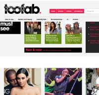 toofab.com screenshot