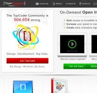 topcoder.com screenshot