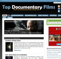 topdocumentaryfilms.com screenshot