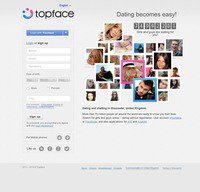 topface.com screenshot