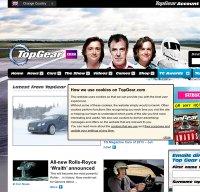 topgear.com screenshot